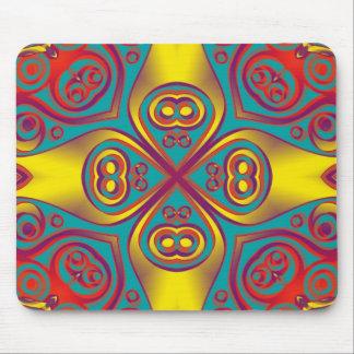 Abstract ARTs - Kaleidoscope 6 Mousepad