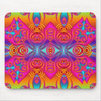 Abstract ARTs - Kaleidoscope 9 Mousepad