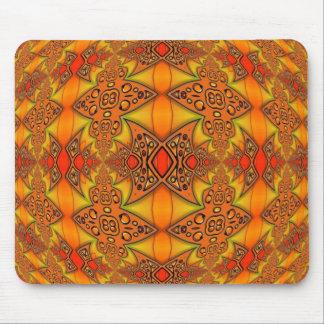 Abstract ARTs - Kaleidoscope pattern 07 Mousepad
