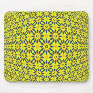 Abstract ARTs - Kaleidoscope pattern 09 Mousepads