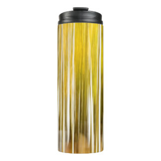 Abstract Aspens Thermal Tumbler