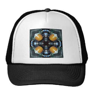 Abstract Auto Artwork One Cap