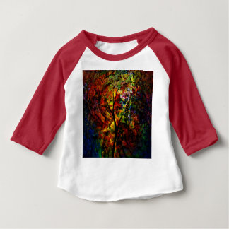 Abstract Autumn Baby T-Shirt
