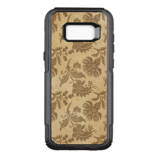 Abstract Autumn/Fall Flower Patterns OtterBox Commuter Samsung Galaxy S8+ Case