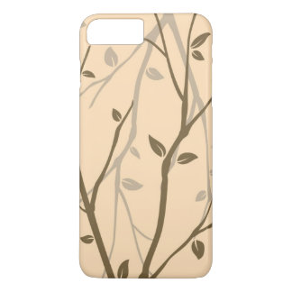 Abstract Autumn Leaves iPhone 8 Plus/7 Plus Case