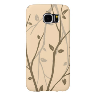 Abstract Autumn Leaves Samsung Galaxy S6 Cases