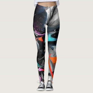 Abstract \ Avangard Leggings