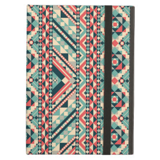 Abstract Aztec Pattern iPad Air Case