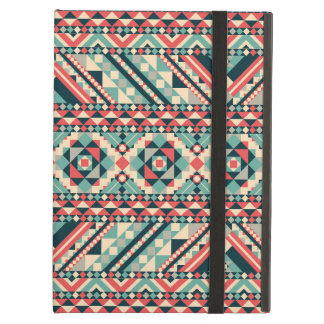 Abstract Aztec Pattern iPad Air Cover
