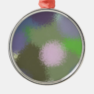 Abstract B Version 2 Christmas Ornament
