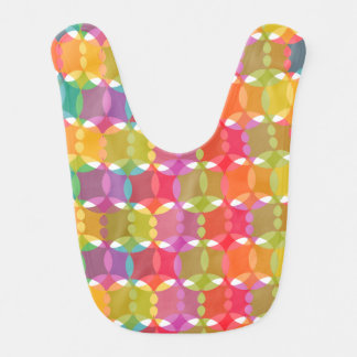 Abstract Background Baby Bib