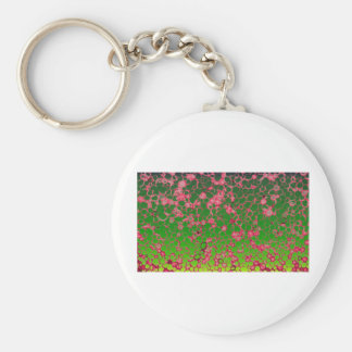 abstract background basic round button key ring