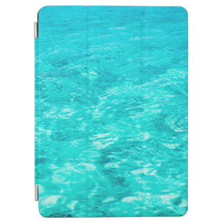 Abstract Background Blue Water Surface iPad Air Cover