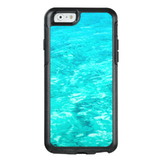 Abstract Background Blue Water Surface OtterBox iPhone 6/6s Case