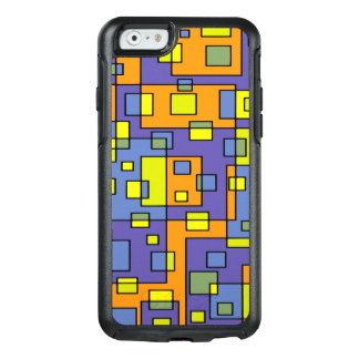 Abstract Background Blue Yellow And Green OtterBox iPhone 6/6s Case