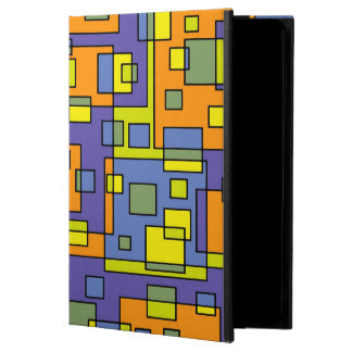 Abstract Background Blue Yellow And Green Powis iPad Air 2 Case