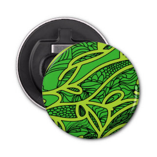 Abstract Background Bottle Opener