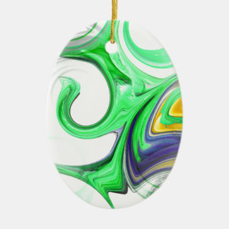 abstract background christmas ornament