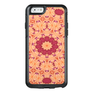 Abstract Background Concentric Flowers OtterBox iPhone 6/6s Case