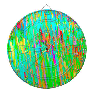 abstract background dart board