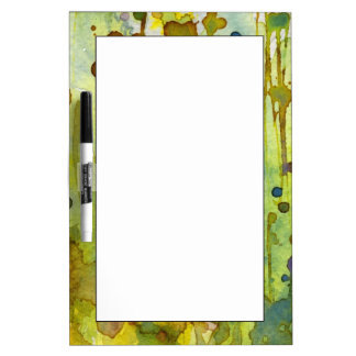 abstract background dry erase board