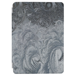 Abstract Background Grey Feathers iPad Air Cover