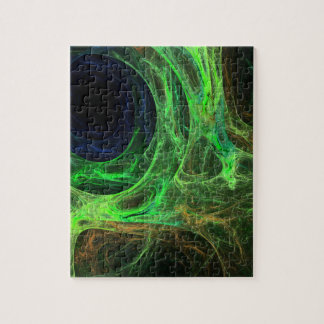 abstract background jigsaw puzzle