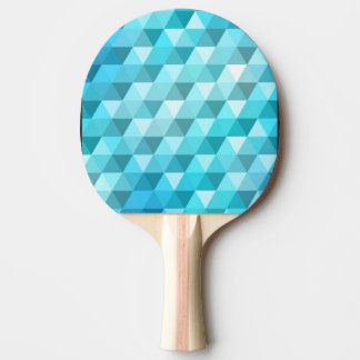 Abstract background made of mosaic pattern ping pong paddle