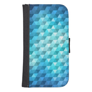 Abstract background made of mosaic pattern samsung s4 wallet case