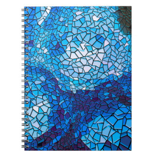 abstract background notebook