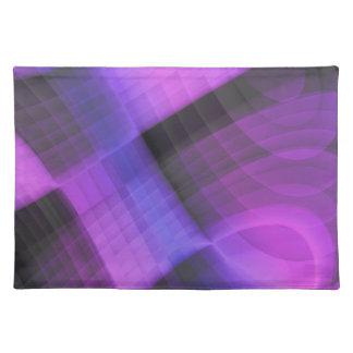 abstract background placemat