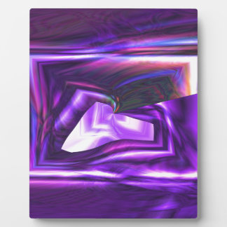 abstract background plaque