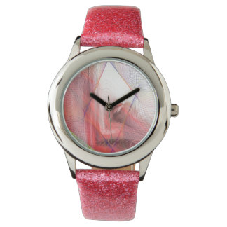 abstract background watch