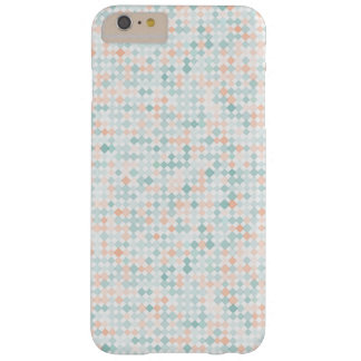 Abstract background with mixed small spots barely there iPhone 6 plus case