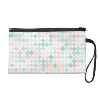 Abstract background with mixed small spots wristlet