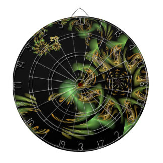 abstract backgrouns dartboard