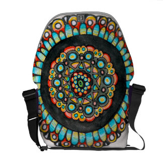 Abstract Bag Commuter Bag