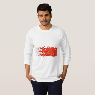 Abstract Bahrain Flag, Bahraini Colors T-shirt