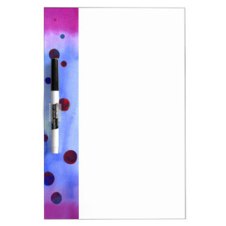 Abstract Balls Art Dry-Erase Boards