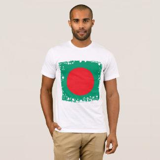 Abstract Bangladesh Flag, Bangladech Colors T-Shirt