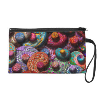 Abstract - Beans Wristlet Purses