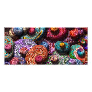 Abstract - Beans Custom Rack Card