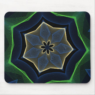 Abstract beautiful darkness mousepad