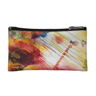 Abstract Beauty Bag