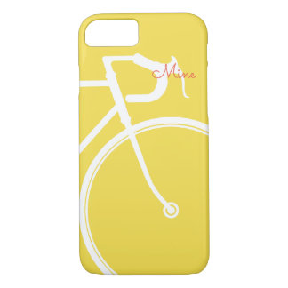 Abstract Bicycle iPhone 8/7 Case