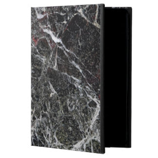 Abstract Black And Light Gray Marble Texture Powis iPad Air 2 Case