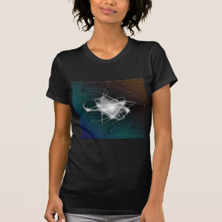 Abstract blackberry curve case T-Shirt