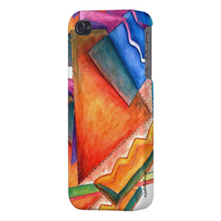 Abstract Blaze IPhone Case iPhone 4 Case