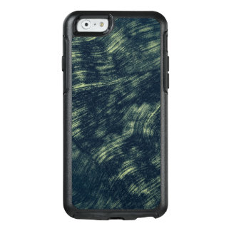 Abstract Blue And White Texture Background OtterBox iPhone 6/6s Case