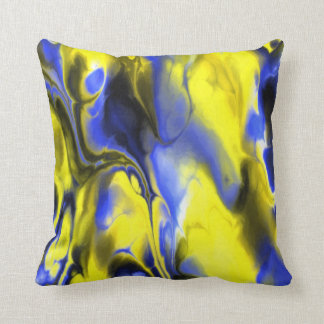Smoke Blue Throw Pillow : Smoke Cushions Gifts - T-Shirts, Art, Posters & Other Gift Ideas Zazzle